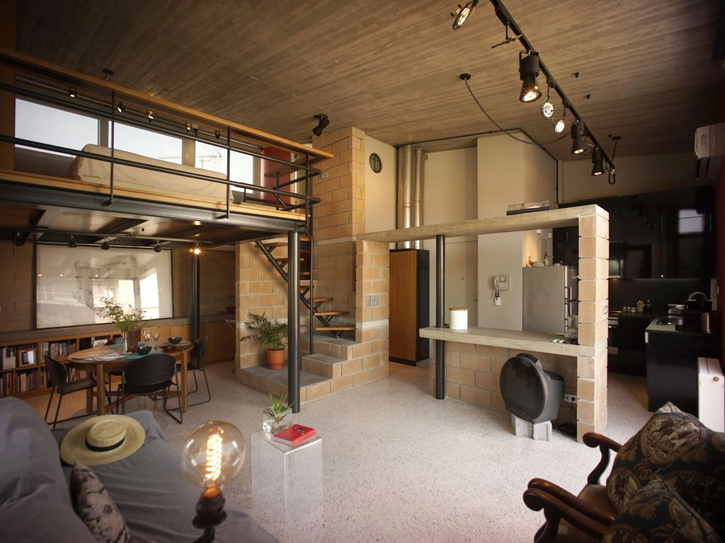 Awarded Luxury Modern Loft with Huge Terrace, Athens ... - 4290883