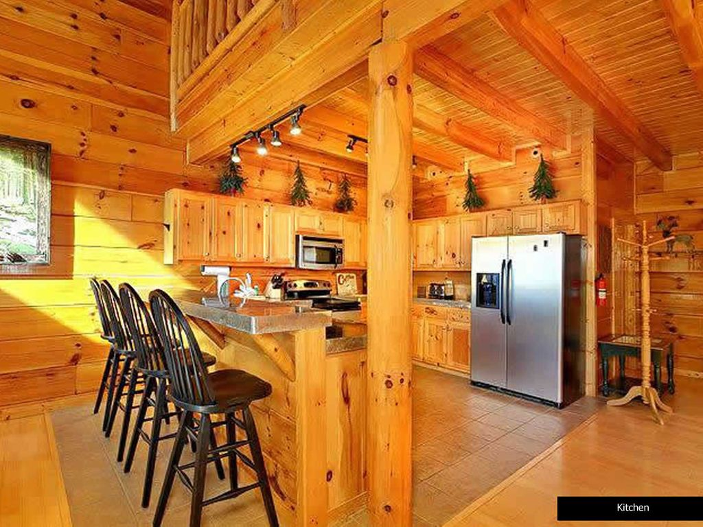 Property Image#5 ** WINTER SALE ** Luxury Cabin In The Smoky Mountains