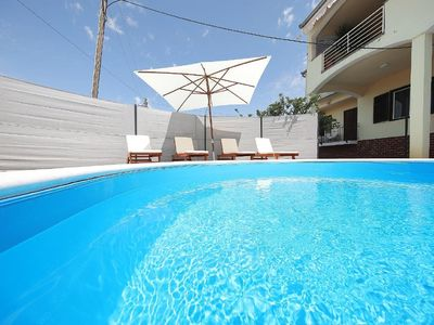 Photo for Holiday house Zadar for 1 - 8 persons with 3 bedrooms - Holiday house