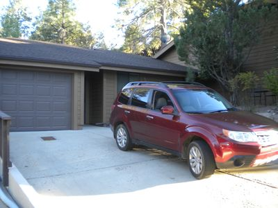 Photo for Well furnished, very clean cozy condo in the pines and just minutes from hisr