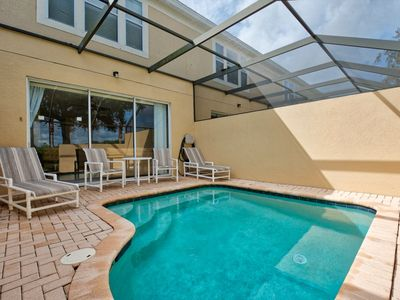 Photo for Beautiful 3 Bedroom 3 Bathroom Pool Home Windsor Hills