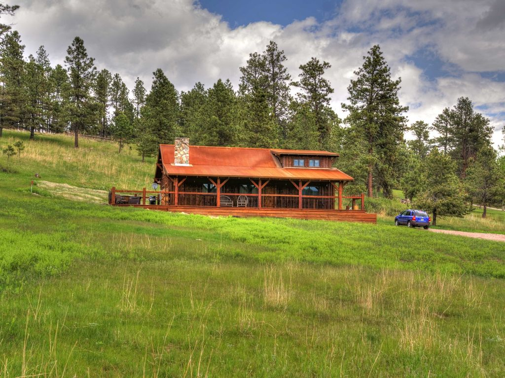 come after rentals rental lodging enjoying black hills fun to attractions modern in your spent cozy cabins cabin the own and dakota south day you powder back ve