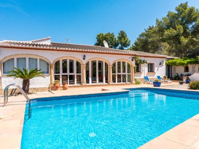 Photo for Vacation home Mariposa in Jávea/Xàbia - 6 persons, 3 bedrooms