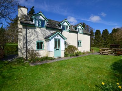 Photo for Near New Radnor is Llynhillyn a nineteenth century cottage in a secluded location with lovely views