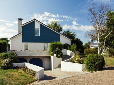 Photo for Luxury 8-person villa in the holiday park Landal Beach Park Texel - on the coast/the beach
