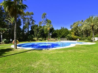 Photo for Holiday apartment with pool and wifi in Benalmádena