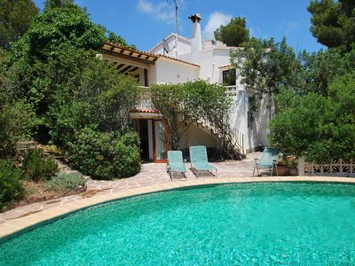 Photo for 4BR Villa Vacation Rental in Benissa, Comunidad Valenciana