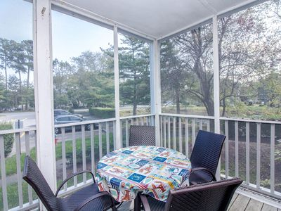 20002 Twin Lakes Court, Sea Colony West - Porch