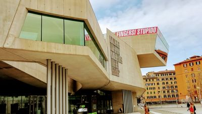 Photo for MAXXI33 in Rome between the Olympic Stadium and the Auditorium