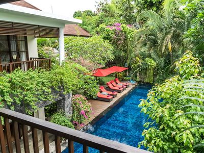 Photo for Coconut Grove, Luxury 4 Bedroom Villa, Feature Garden, Sanur
