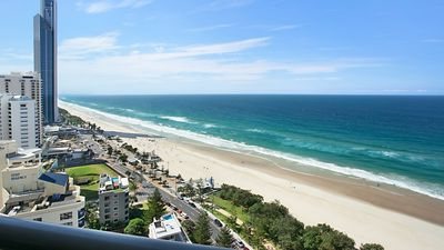 Photo for PENINSULA APARTMENTS 25B DELUXE BEACH VIEW