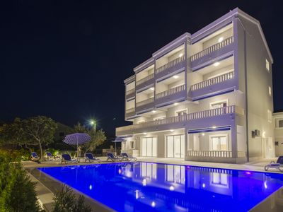 Photo for Brand new luxury four bedroom apartment with pool