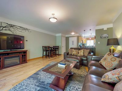 Photo for NEW LISTING! Charming tree-lined retreat whiking trail access from the backyard!