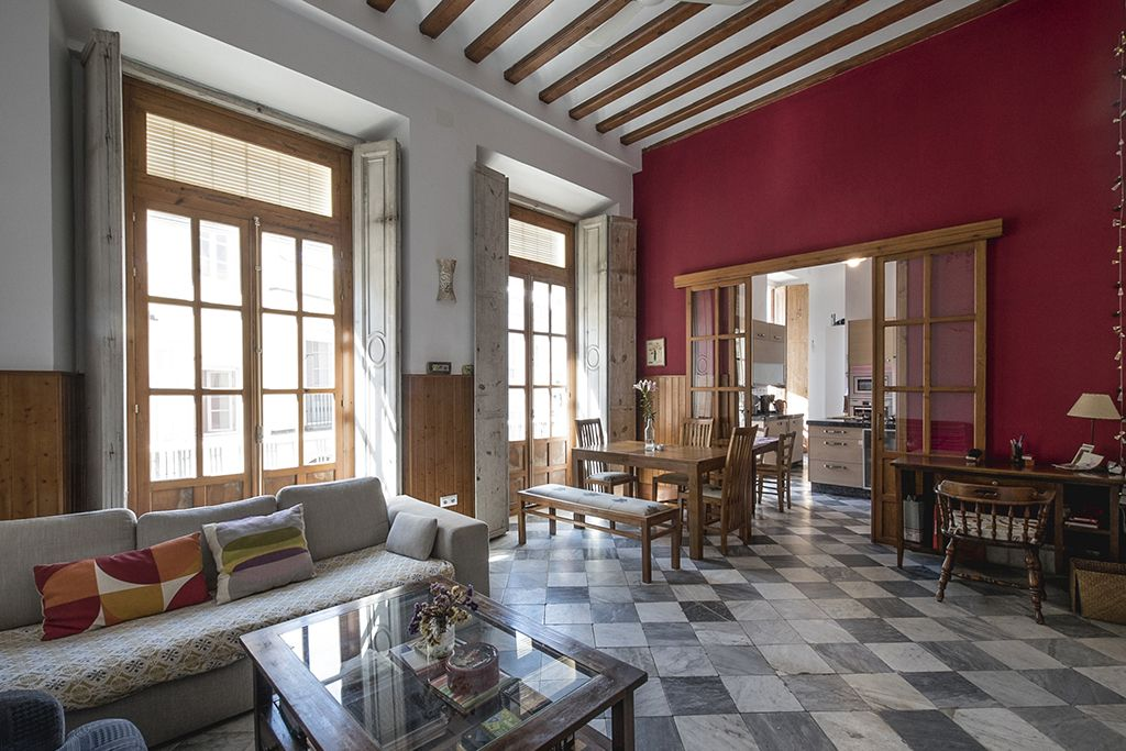 200m2 Exquisite Family House 19th Century Historical Center Cádiz