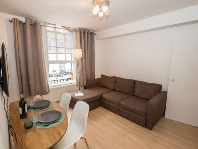 Photo for #LONG TERM OFFER# 1 bed flat next to Oxford street! FREE WiFi