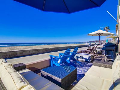 Photo for Two 2BR Oceanfront Condos with Large Private Oceanfront Decks!