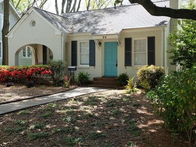 Photo for MIDTOWN/BUCKHEAD HOME-1 BLK OFF PEACHTREE-SLEEPS 8