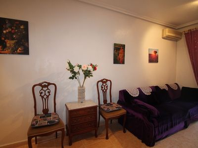 Photo for 2BR House Vacation Rental in Torrevieja, Comunidad Valenciana