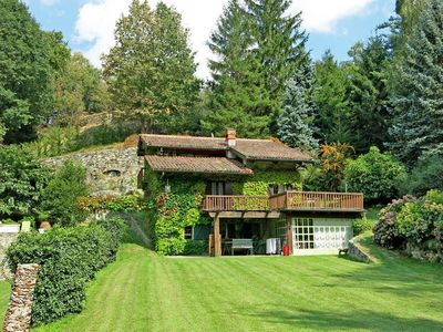 Photo for Vacation home Tenuta La Ruggiada  in Montalto Dora, Piedmont - 8 persons, 3 bedrooms
