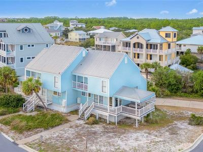 Photo for Papa's Port - Gulf Views, Shared Private Pool, Pet Friendly, Gulf Trace!