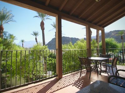 Photo for Front Corner 3BR Villa with Mtn. Views Across from Main Pool @ Legacy Villas!