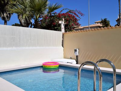 Photo for Lower Floor apartment with shared pool