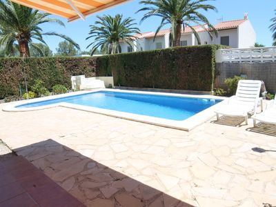 Photo for Detached villa with private pool 3 bedrooms