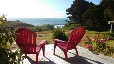 Photo for Romantic Beach House Oregon Coast