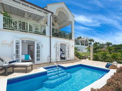 Photo for Brand New Villa within Exclusive Royal Westmoreland Golf Resort, Gym, Large Communal Pool