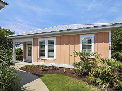 Photo for Luxury Upgrades Galore - Charming Bungalow in Oceanfront Resort