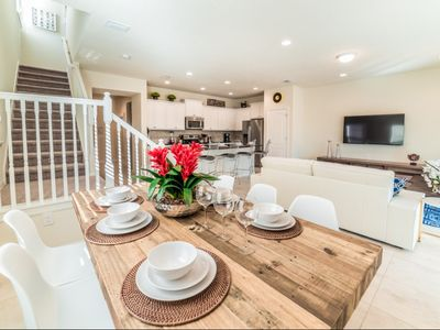 Photo for Contemporary Retreat - Five Bedroom Townhome - Townhouse