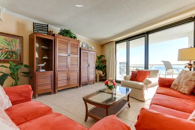 "Beachside II 4342 Living Room - ""ISLAND OASIS"" 