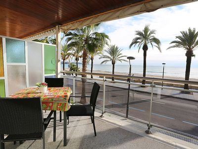 Photo for Apartment 369 m from the center of Salou with Lift, Terrace, Balcony, Washing machine (303583)