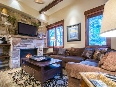 Photo for 150 Yards to Skiing - 4BR w/ Private Hot Tub + Heated Driveway