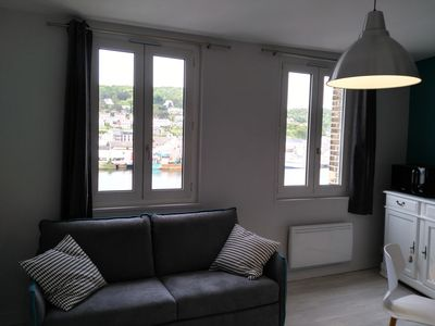 Photo for THE LITTLE BEACH - BEAUTIFUL APART ON THE QUAYS - FECAMP