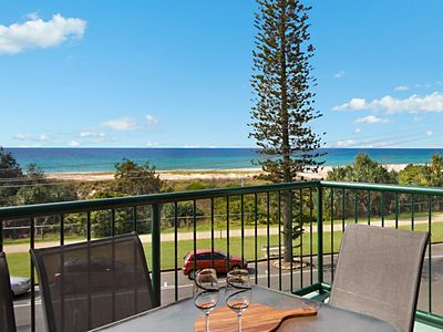 Photo for Boardwalk Pacific Unit 8 - On the Beachfront in Bilinga