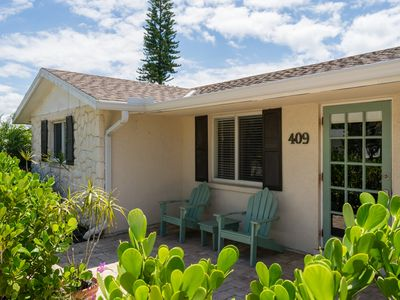 Bay Palms: 3  BR, 2  BA House in Holmes Beach, Sleeps 6