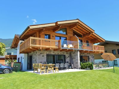 Photo for High-quality chalet close to Kaprun with its own spa
