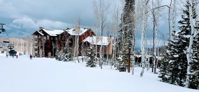 Photo for Deer Valley Ski-in/Ski-out Lux Condo, Empire Pass, Shooting Star #301, Sleeps 10