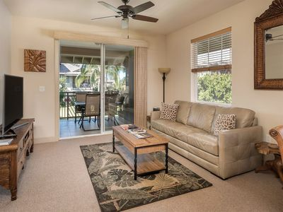Photo for Vacation Big! Kitchen+Laundry Ease, WiFi, Flat Screen, AC, Lanai–Halii Kai Waikoloa 20D