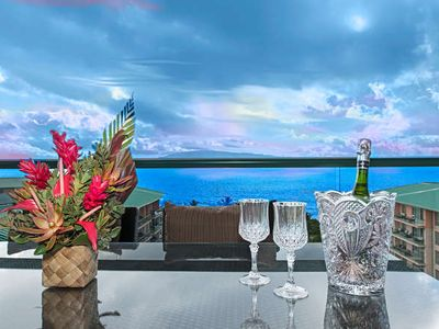 Photo for ~ Hk's Finest ~LUXURY Ocean View 3 BEDROOM PENTHOUSE W/PRIVATE BBQ~HONUA KAI SUITE 1025K~DEC SPECIAL