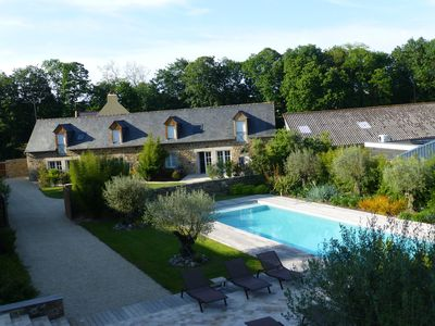 Photo for Magnificent Longére with Pool