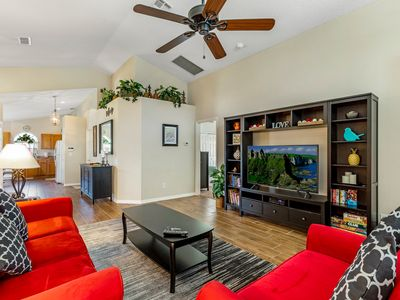 Photo for New Listing - private pool and spa - only 15 minutes to all Disney Parks