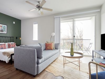 Photo for Bright Studio in Pleasant Valley by Sonder