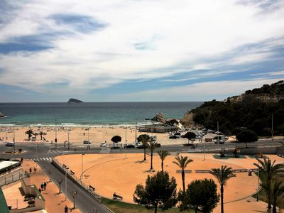 Photo for A436 - Fantastic apartment on the beach front