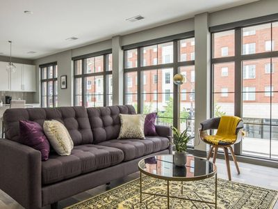 Photo for Beautiful + Central Loft w/ Lots of Natural Light