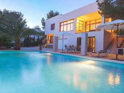 Photo for Villa Salada Ibiza - Four Bedroom Villa, Sleeps 8
