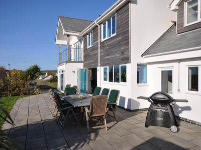 Photo for Seascape Croyde with private Hot Tub and 5 minute walk to Croyde Bay Beach