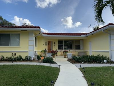 Photo for Located in the Northwood section of WPB.  Private entrance, patio and BBQ.