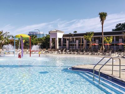 Photo for ULTIMATE ORLANDO GETAWAY! THREE UNITS FOR 12 GUESTS, POOL, SHUTTLE, PARKING!